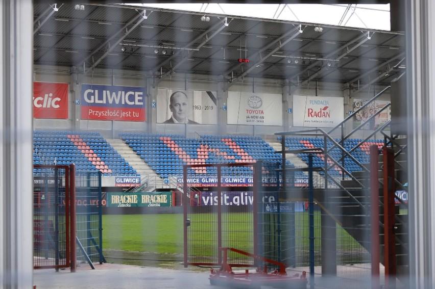 W Piaście Gliwice czekają na możliwość rozpoczęcia...