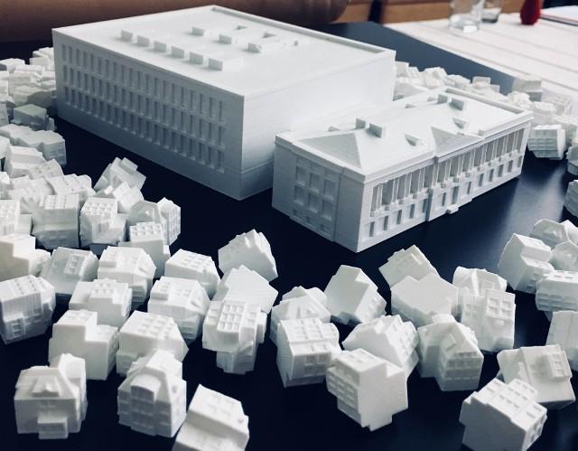 Poznań w 3D: Największą makietę miasta zobaczysz w Concordii Design