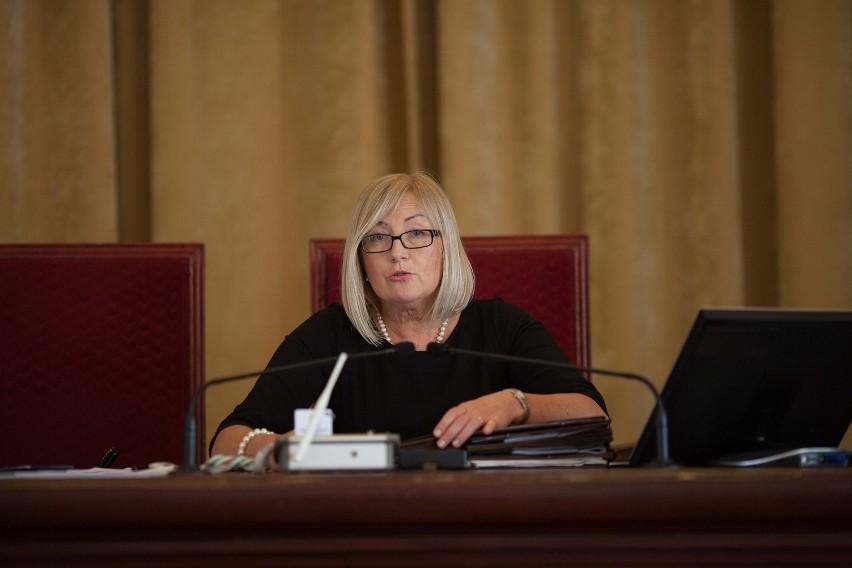 Joanna Kopcińska została przewodniczącą Rady Miejskiej w Łodzi w sierpniu ubiegłego roku