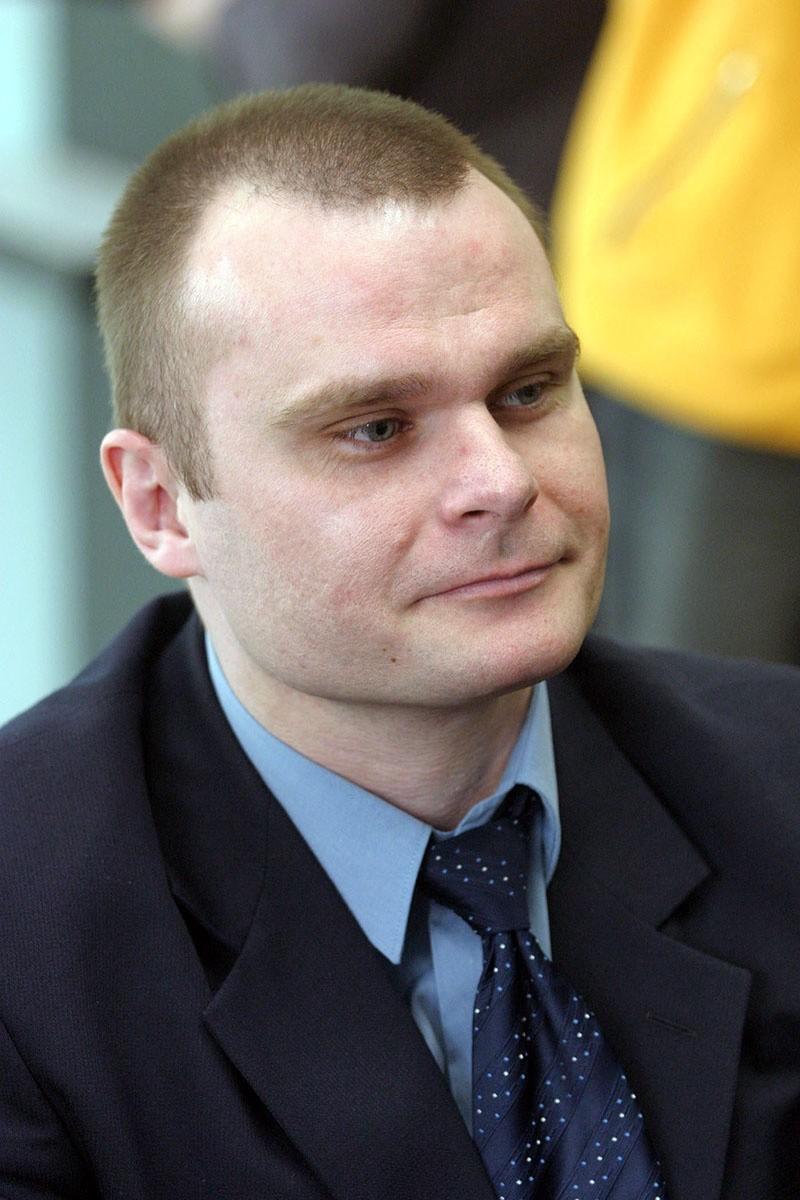 Aby zagłosować na Macieja Grubskiego wyślij SMS o treści...