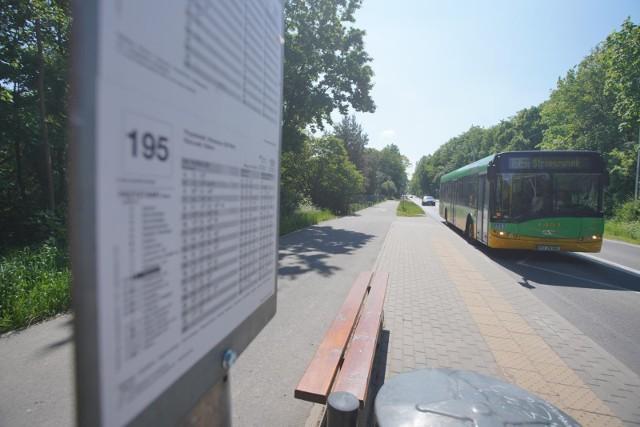 Nad tzw. Strzeszynek dowiozą nas dwie linie autobusowe - 195 i 146 (w weekendy)