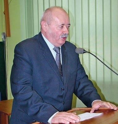 Budżet jest trudny - mówi burmistrz Jan Makowski Fot. Aleksander Gąciarz