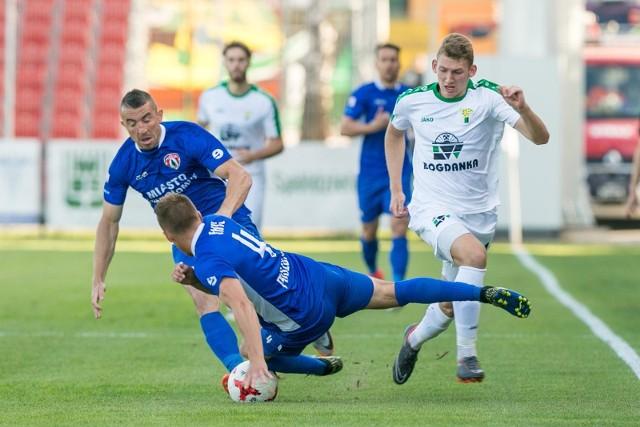 W niedzielę Puszcza Niepołomice rozegra ostatni mecz sezonu I ligi