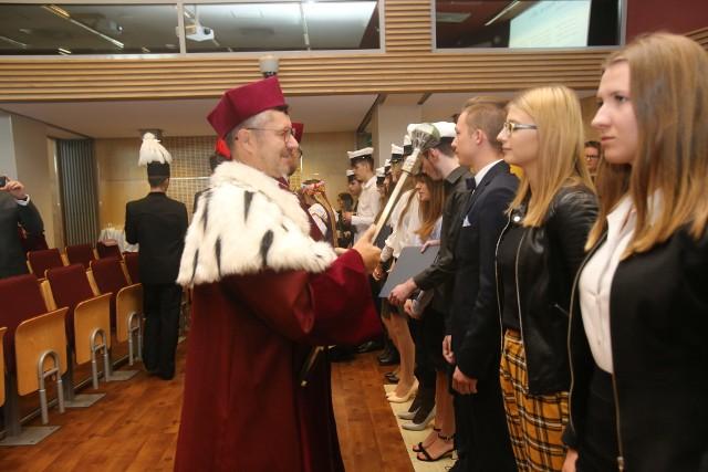 Inauguracja roku akademickiego 2018/2019 na Uniwersytecie Ekonomicznym