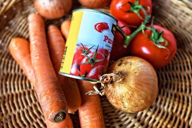 Warzywa z puszki doskonale sprawdzają się w ekstremalnych sytuacjach, gdy nie mamy pod ręką świeżych produktów. Kliknijcie w galerię i zobaczcie przepisy na dania z warzyw z puszki!