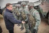 Duda i Macierewicz na szkoleniu naszych żołnierzy [ZDJĘCIA, WIDEO]