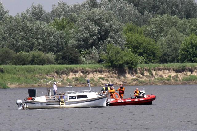 Do niecodziennej akcji wyjechali wczoraj w południe grudziądzcy strażacy. >> Najświeższe informacje z regionu, zdjęcia, wideo tylko na www.pomorska.pl