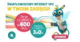 Ultra szybki Internet światłowodowy jest już dostępny w Twojej miejscowości