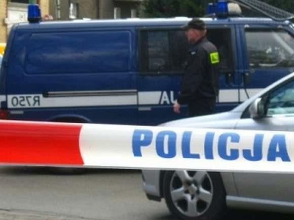 Mężczyzna był zatrudniony jako kierowca w spółce Ulenberg w Główczycach.