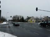 Pabianice. Modernizacja linii tramwajowej nr 41. Objazdy komunikacji miejskiej. Zamknięte skrzyżowanie ZDJĘCIA