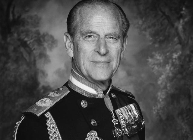 Książę Filip.