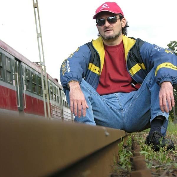 - Jeśli pociągi mają wrócić na te tory, to trzeba zrobić dużą akcję promocyjną nowego połączenia - mówi Robert Wyszyński.