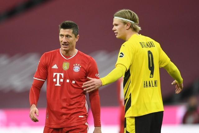 Bayern Monachium - Borussia Dortmund 4:2