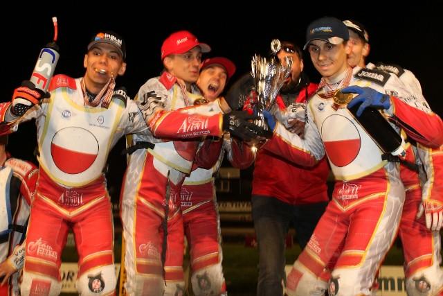 W poprzednim sezonie biało-czerwoni triumfowali na torze w duńskim Outrup
