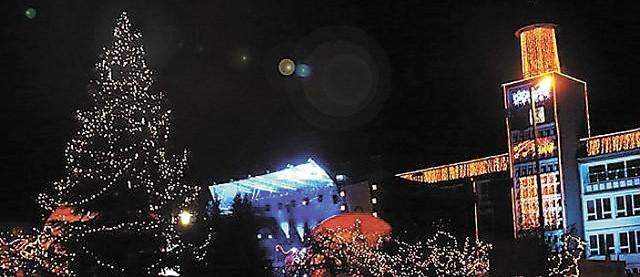 Taki świątecznie rozświetlony wizerunek Koszalina bierze udział w ogólnopolskim konkursie na najpiękniej oświetloną aglomerację. Oddając głos na swoje miasto masz szansę na atrakcyjna nagrodę.