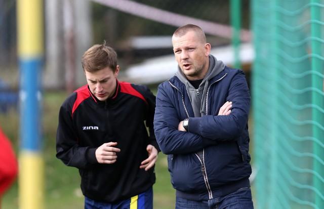 Michał Buchowicz, szkoleniowiec PTC Pabianice