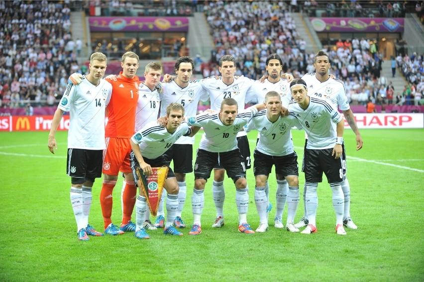 Mecz Anglia - Niemcy na żywo