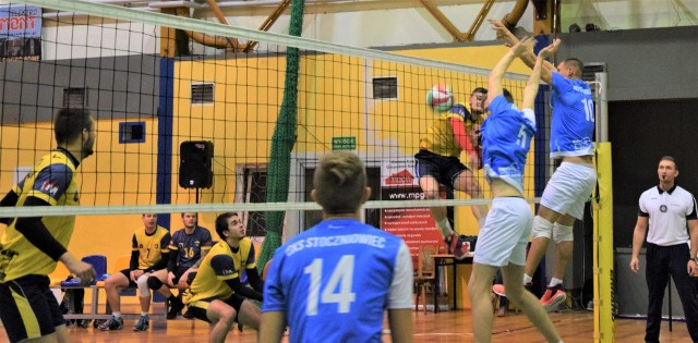 Drużyna Stali Grudziądz wygrała w sobotę w Mniszek Arenie z dotychczasowym liderem grupy 1. w II lidze - Stoczniowcem Gdańsk 3:0