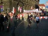 """""""Marsz pamięci"""" uczcił ofiary 17 września [ZDJĘCIA, FILM]"""