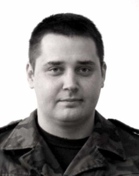 St. szer. Grzegorz Bukowski