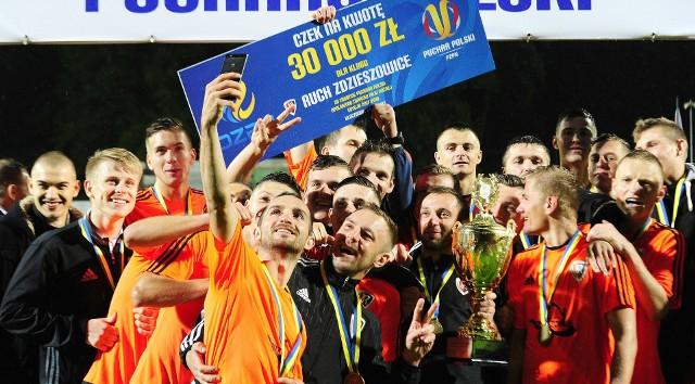 Piłkarze Ruchu Zdzieszowice wygrali poprzednią edycję. W nowej też będą faworytami.