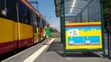 Przystanki z łamigłówkami dla dzieci, żeby czekając na tramwaj się nie nudziły