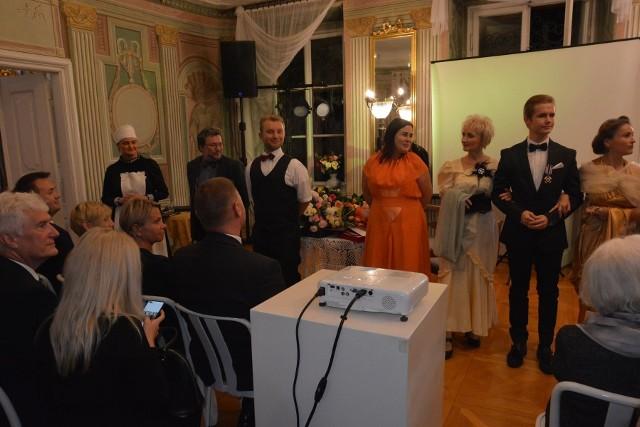 Muzeum Zagłębia w Będzinie ma już 65 lat. Z tej okazji w Pałacu Mieroszewskich odbyło się jubileuszowe spotkanieZobacz kolejne zdjęcia. Przesuwaj zdjęcia w prawo - naciśnij strzałkę lub przycisk NASTĘPNE