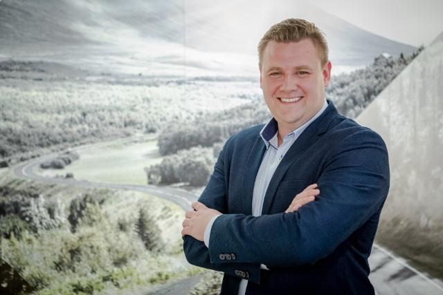 Samochody elektryczne to nasza przyszłość - uważa Paweł Olender, dyrektor handlowy w Grupie Krotoski-Cichy