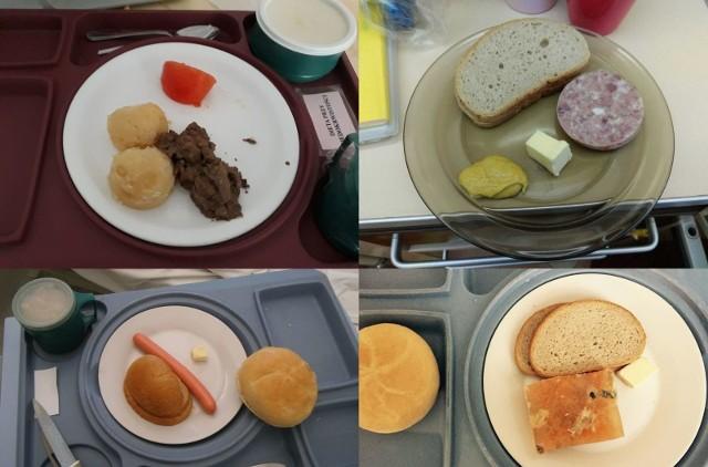 Posiłki w podlaskich szpitalach w dobie pandemii. Zgroza!