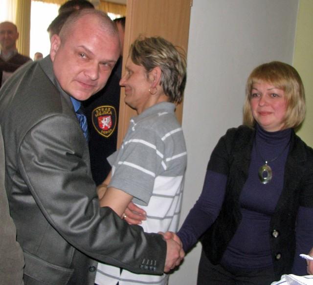 Paweł Wolicki podziękował już swoim byłym podwładnym za ostatnie lata współpracy.