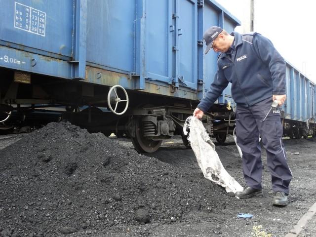 Do kradzieży węgla w Bielszowicach dochodzi regularnie, szczególnie w sezonie grzewczym