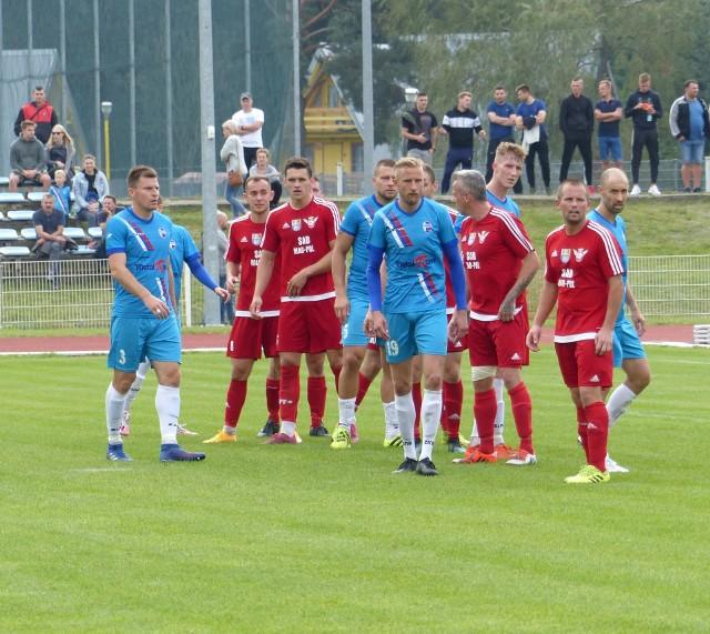W IV lidze najważniejszy będzie mecz w Lęborku