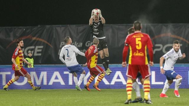Tomasz Libera reprezentował barwy Stali Mielec od rundy wiosennej sezonu 2013/2014