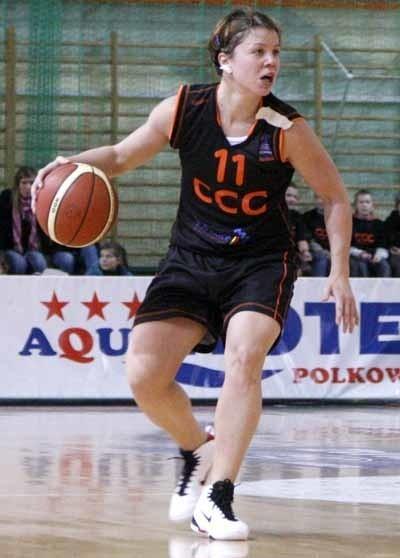 Weronika Bortelowa po raz drugi zagra w barwach CCC w europejskich pucharach.