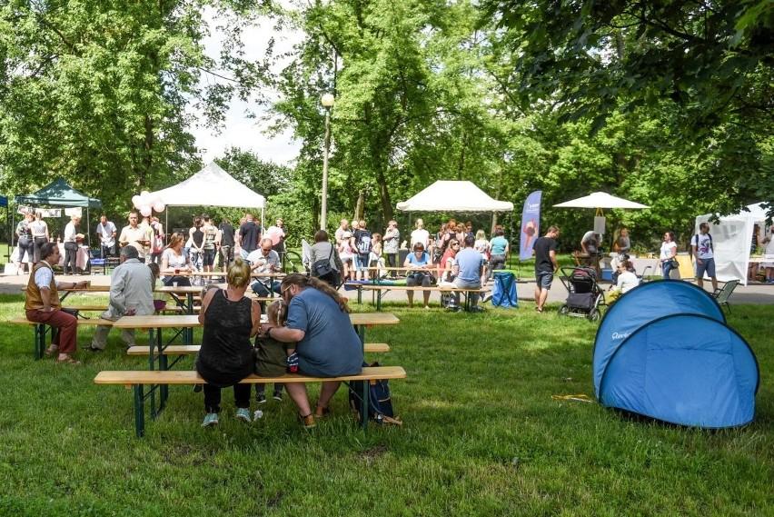 Poznań: Letni targ przy Arenie