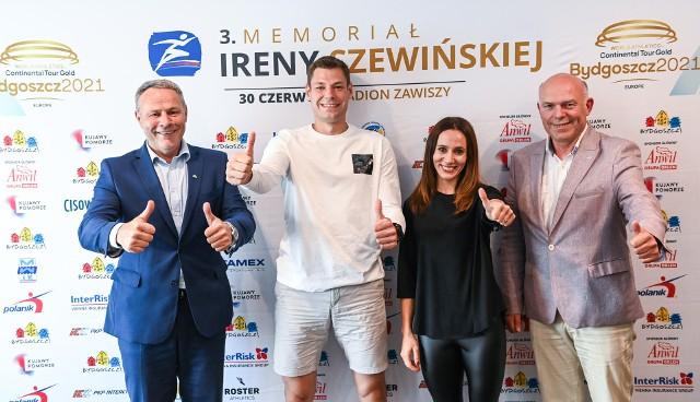 Organizatorzy i zawodnicy już nie mogą doczekać się 3. Memoriału Ireny Szewińskiej w Bydgoszczy