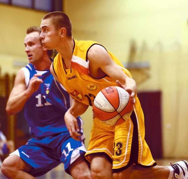 Być może dzisiaj na rozegraniu Mariusza Rapuchę (z piłką) będzie wspierał Jędrzej Jankowiak