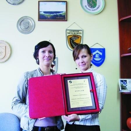 Edyta Zawojska i Katarzyna Modzelewska, autorki nagrodzonego projektu, już wiedzą jak spożytkować nagrodę