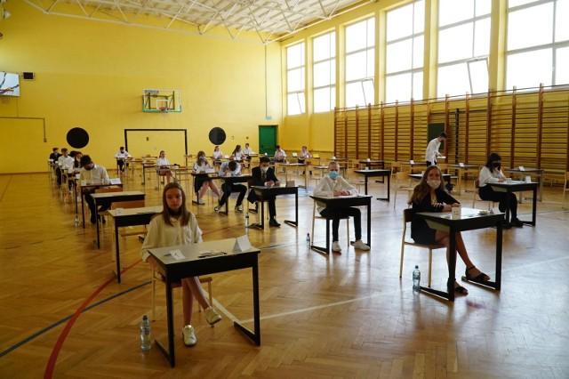 Ósmoklasiści szykują się do egzaminów