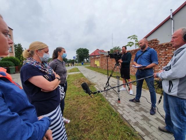 Realizacja programu Interwencja w telewizji Polsat - lipiec 2020