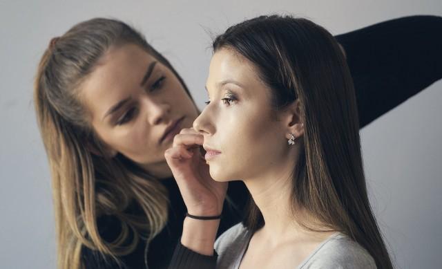 Wielkopolska Miss 2018 - Backstage sesji zdjęciowej w Chromatic Studio w Poznaniu