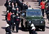 Pogrzeb Księcia Filipa. Tak wyglądały uroczystości w Windsorze [MNÓSTWO ZDJĘĆ]
