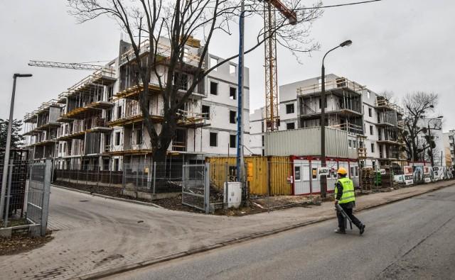 Mimo szalejącej pandemii kryzysu na rynku nieruchomości nie widać.