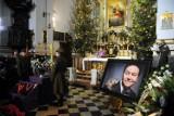 Pogrzeb Bogusława Kaczyńskiego. Krytyk muzyczny spoczął na Powązkach [ZDJĘCIA]