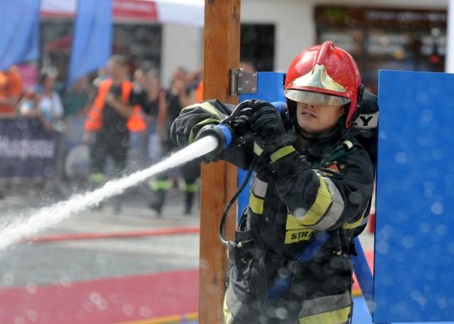 W Łubiance będą podnosić swoje kwalifikacje strażacy różnych specjalizacji, w tym - druhowie OSP. Przedsięwzięcie ma kosztować ponad 10 mln zł