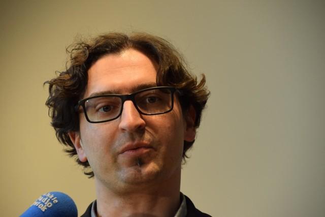 Jacek Malinowski, dyrektor Białostockiego Teatru Lalek od 2012 roku
