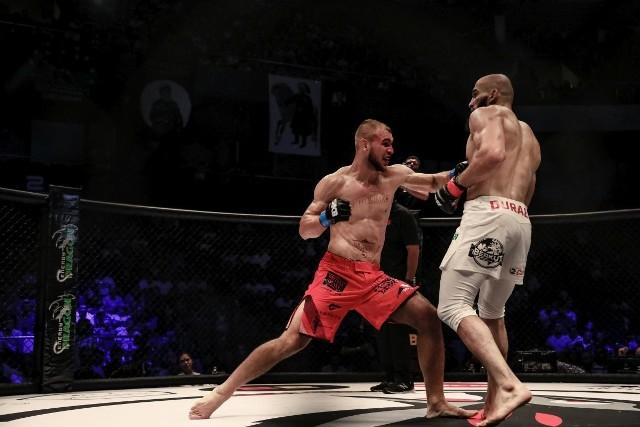 Piotr Strus z 19 walk (m.in. w KSW) 13 wygrał, cztery przegrał i dwie zremisował.