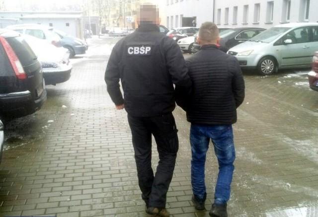 Policjanci CBŚP Białystok zatrzymali kiboli z Hajnówki i Białegostoku