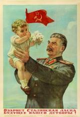 Stalin kochał dzieci, był naukowym geniuszem i ambasadorem pokoju na świecie
