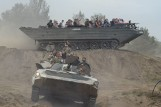Zlot pojazdów wojskowych w Bornem Sulinowie 2019 [zdjęcia]